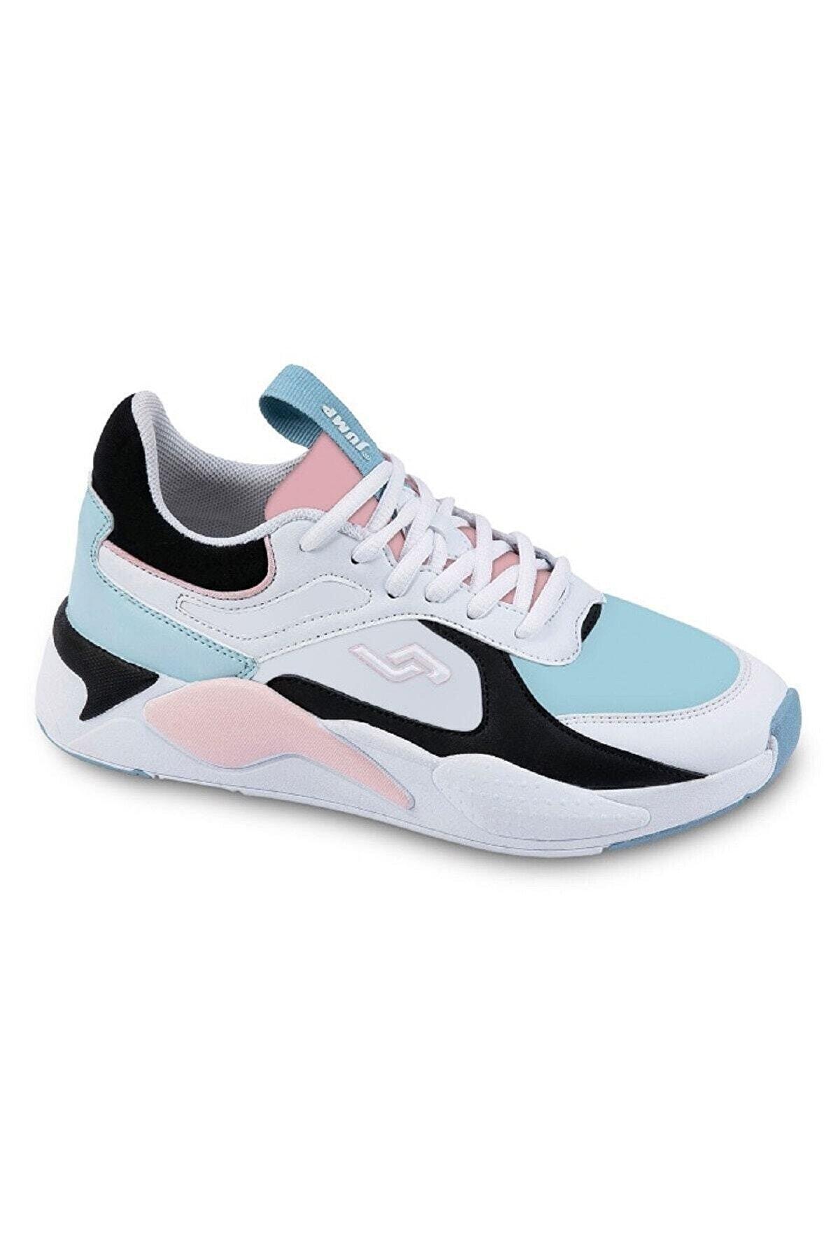 Jump 24772 Beyaz Kadın Spor Ayakkabı