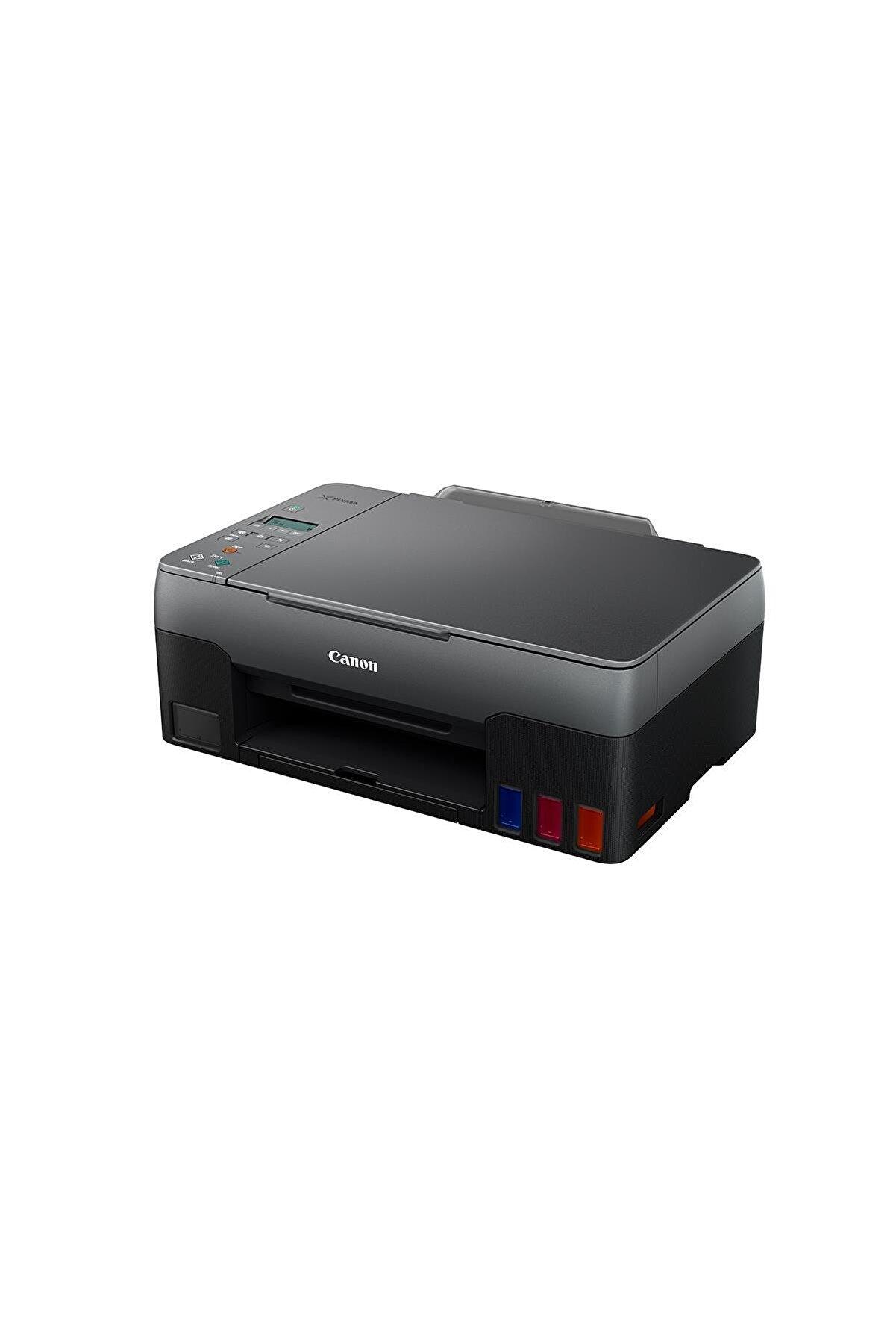 Canon G3420 Renkli Mürekkep Tanklı Yazıcı/ Tarama + Fotokopi/Wifi (Canon Eurasia Garantili)