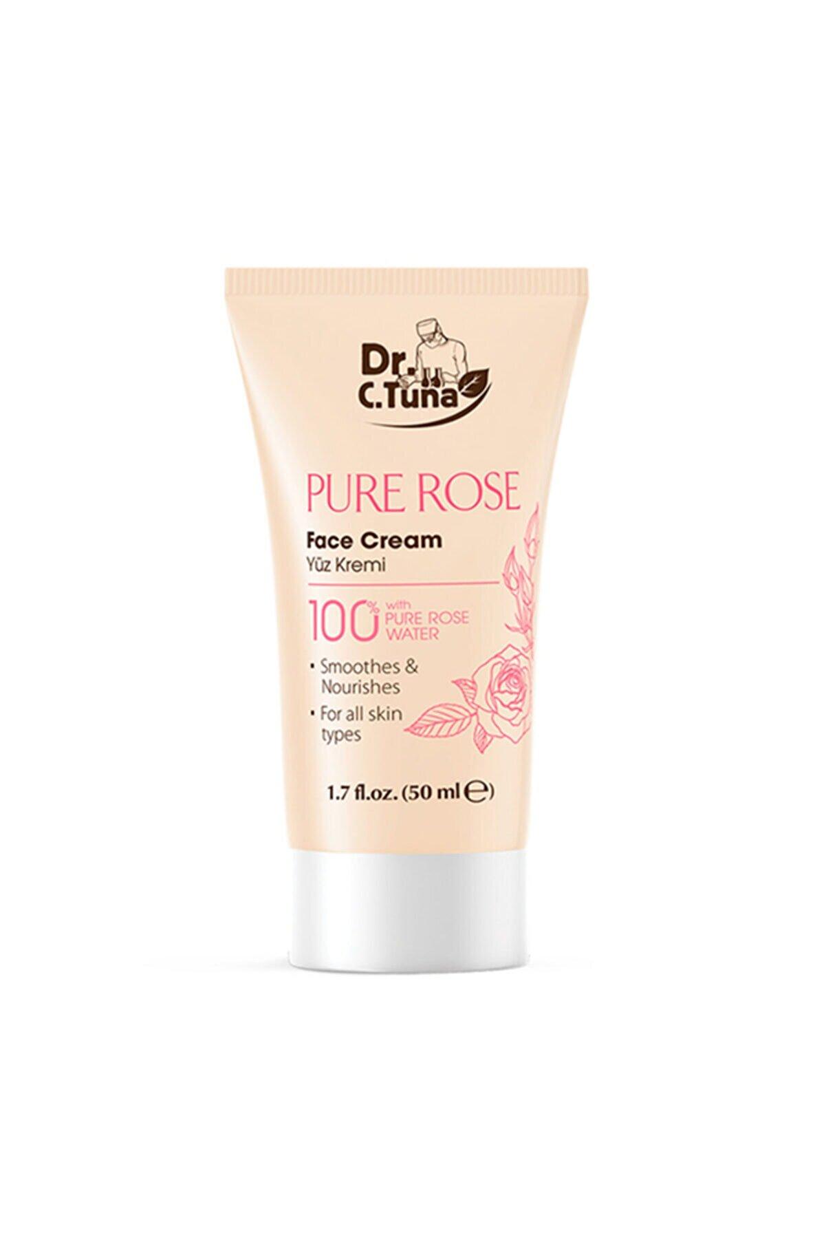 Farmasi Dr. C.Tuna Pure Rose Yüz Kremi