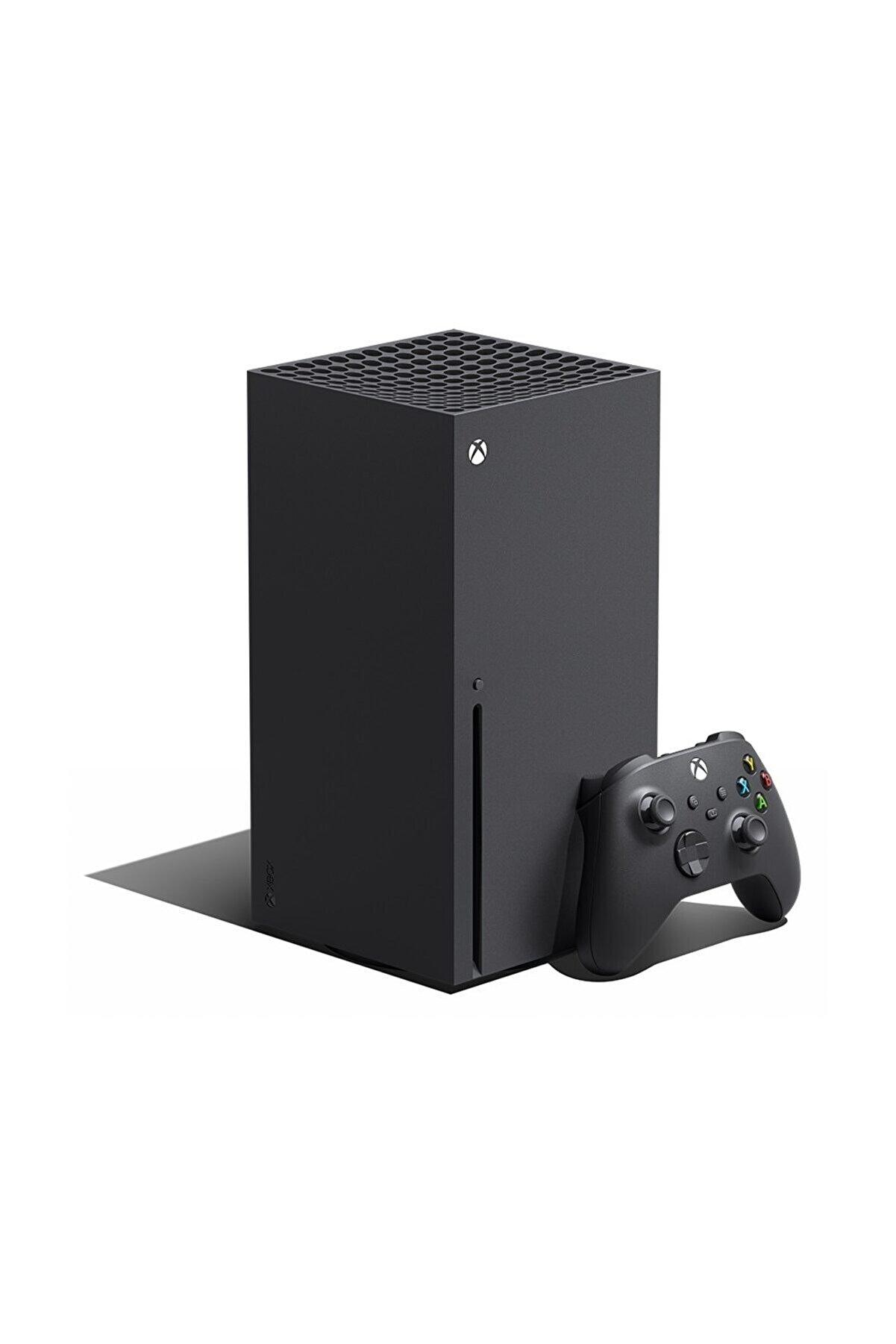 Microsoft Xbox Series X 1 TB Oyun Konsolu - Siyah (Microsoft TR Garantili)