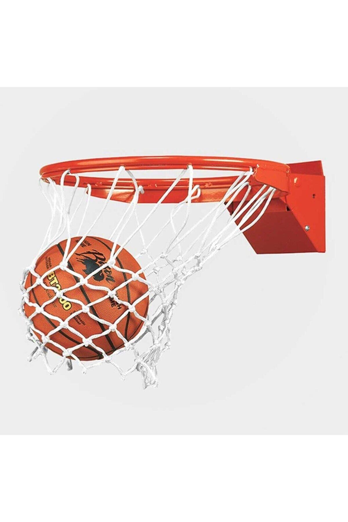 Güçlü File Nizami Basketbol Filesi Ağı 5mm 2 Adet