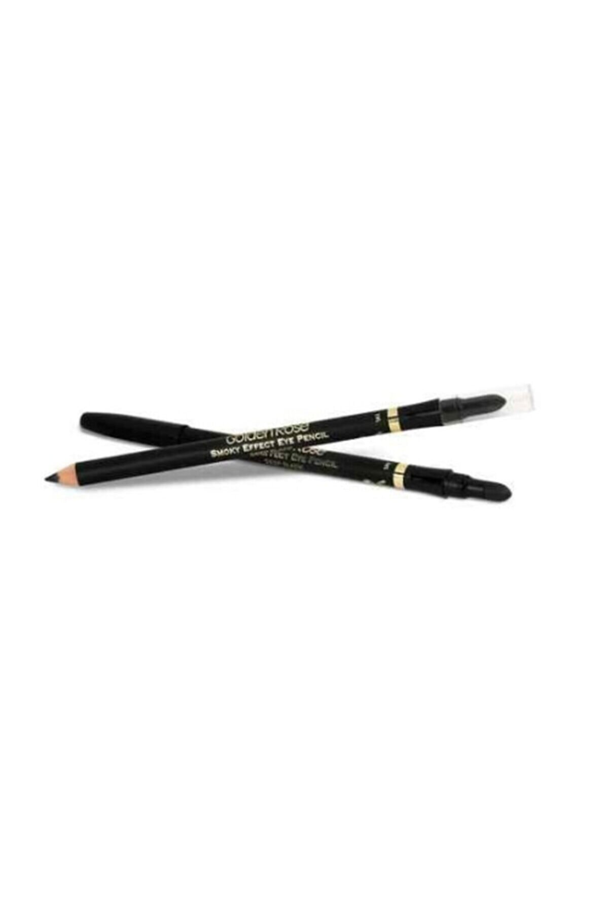Golden Rose Smoky Effect Eye Pencil Deep Black