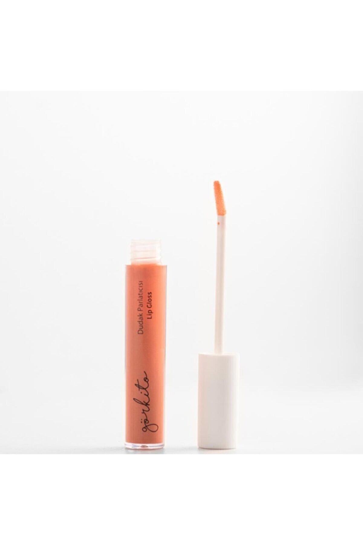 Görkito Lip Gloss Peach Cocktail No:210