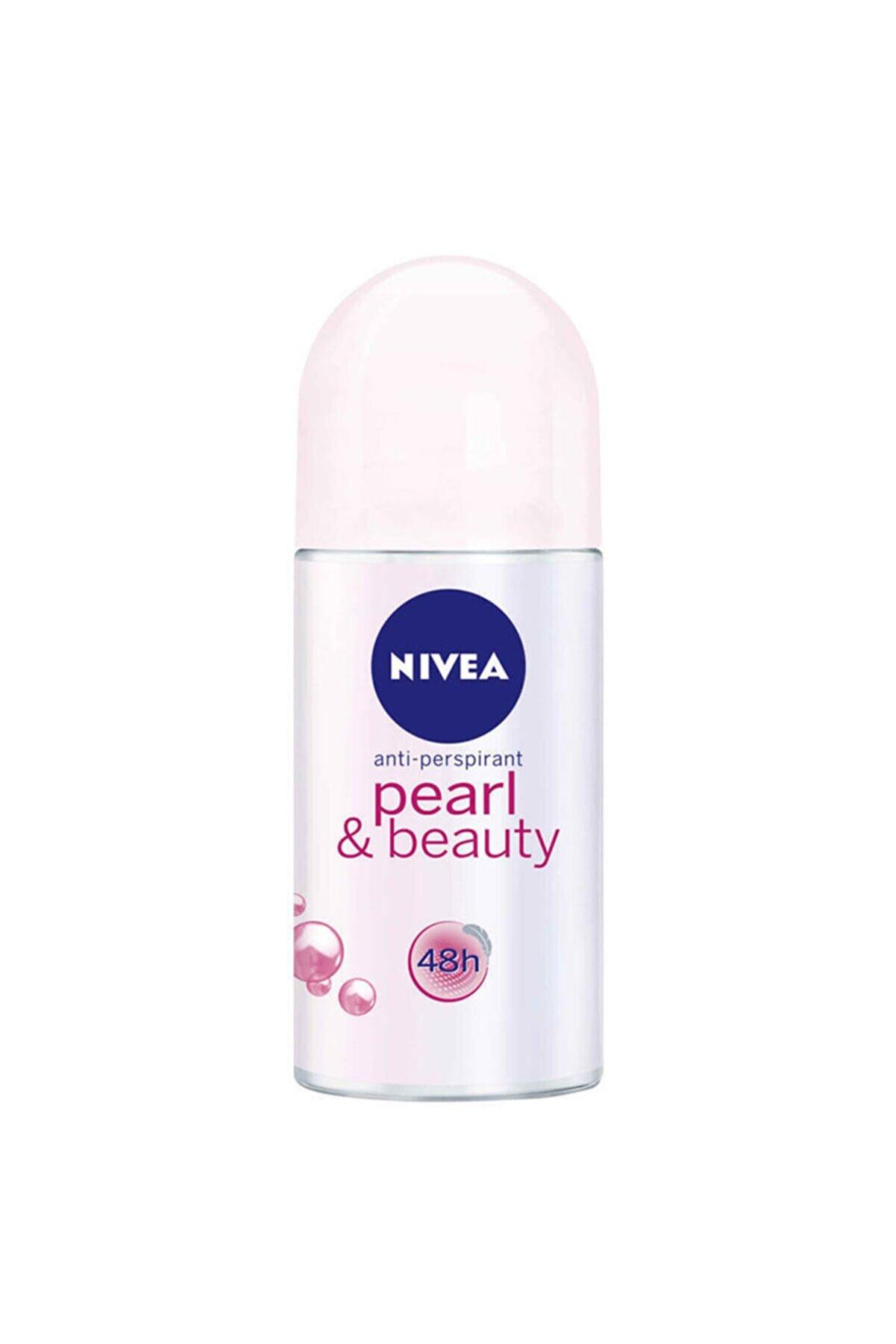 Nivea Pearl & Beauty Kadın Deodorant Roll-on 50 ML