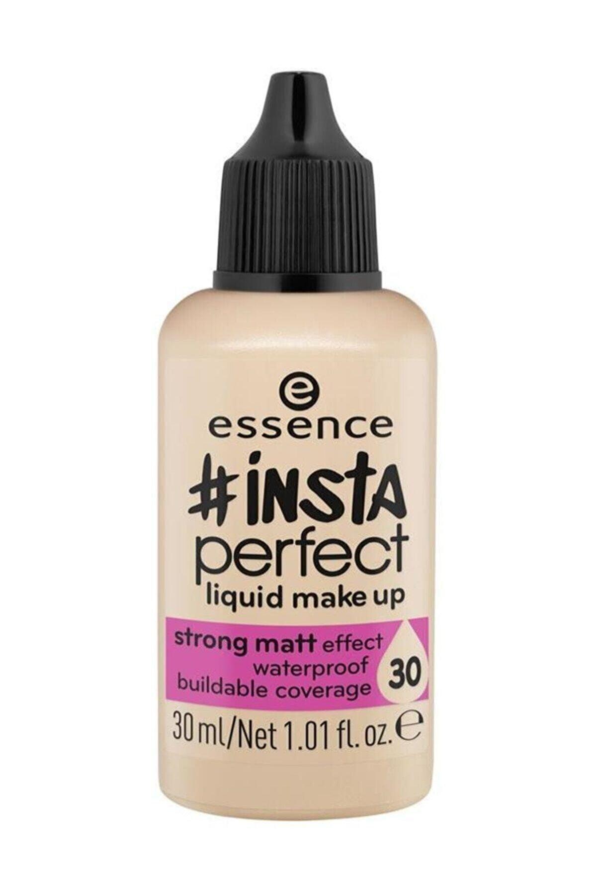 Essence Insta Perfect Liquid Make Up Fondöten No 30