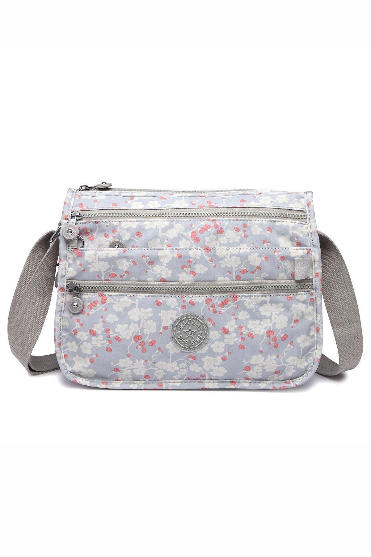 Smart Bags Flower Kadın Çapraz Çanta Smbyb1128-0142
