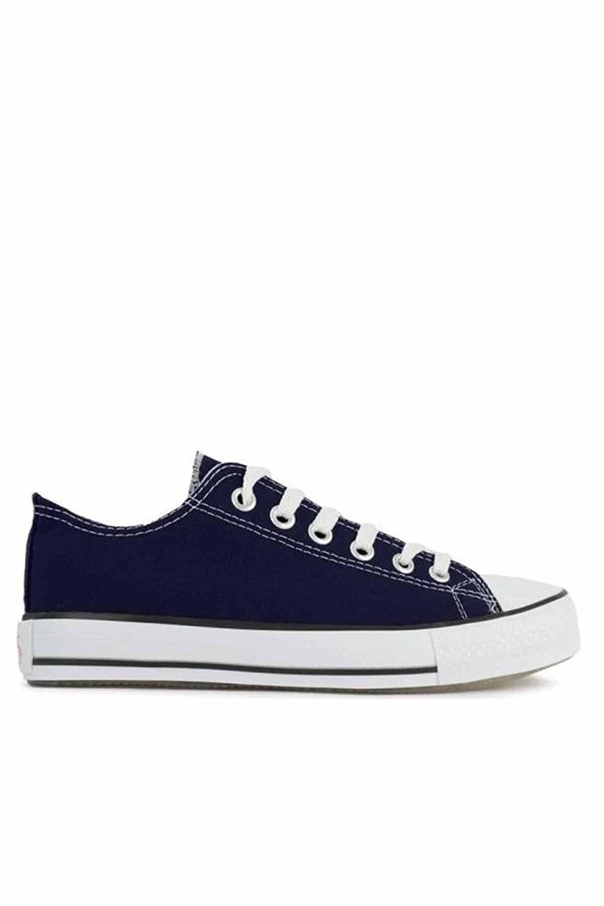 Slazenger Sun Sneaker Kadın Ayakkabı Lacivert Sa11lk065