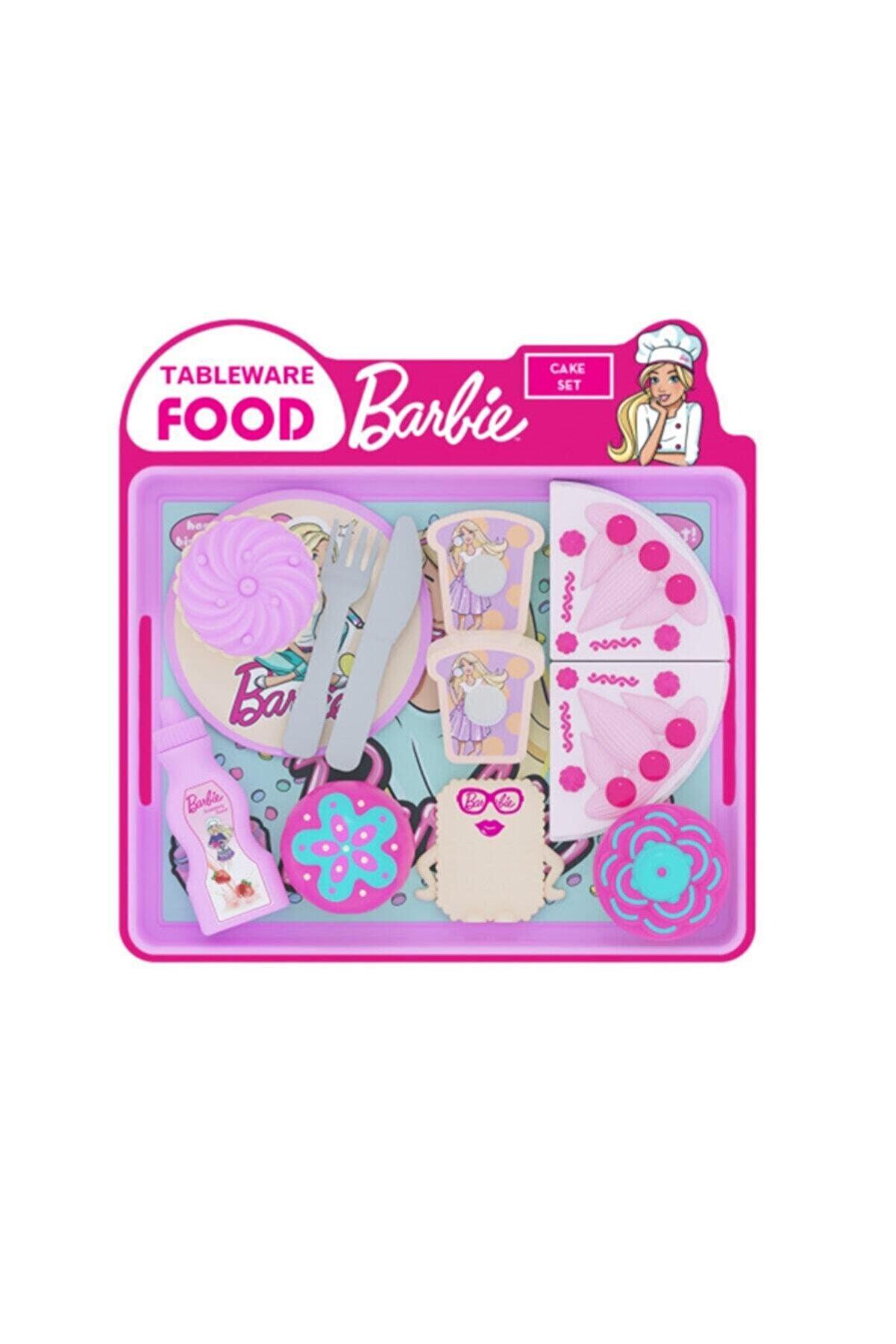 mycompany Barbie Pasta Seti
