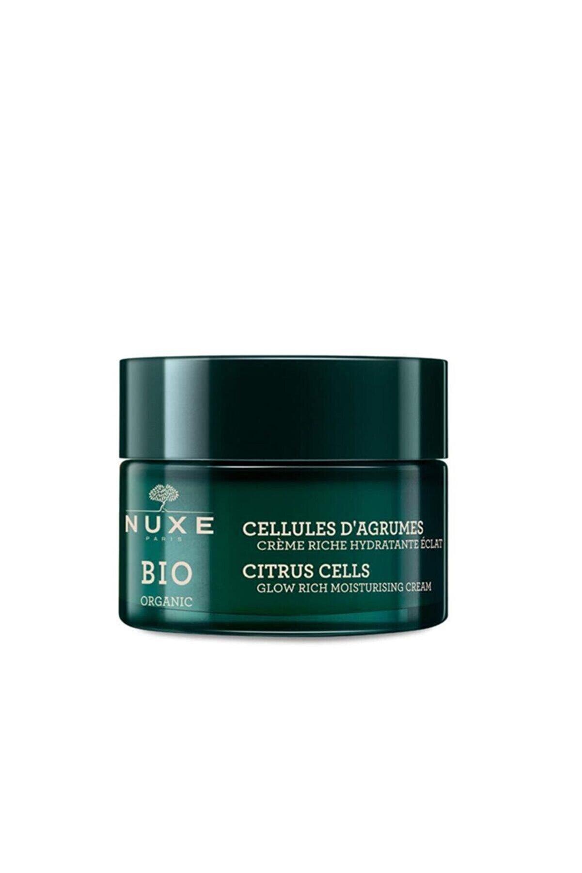 Nuxe Bio Organic Işıltı Veren Yoğun Nemlendirici Krem 50 ml