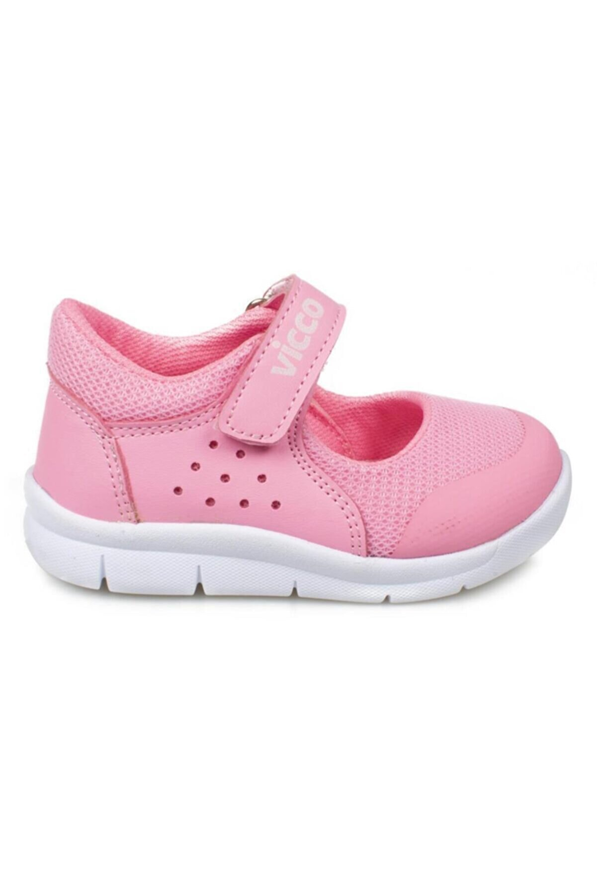 Vicco Kız Çocuk Pembe Lucy Günlük Spor Ayakkabı 346-p21y-114