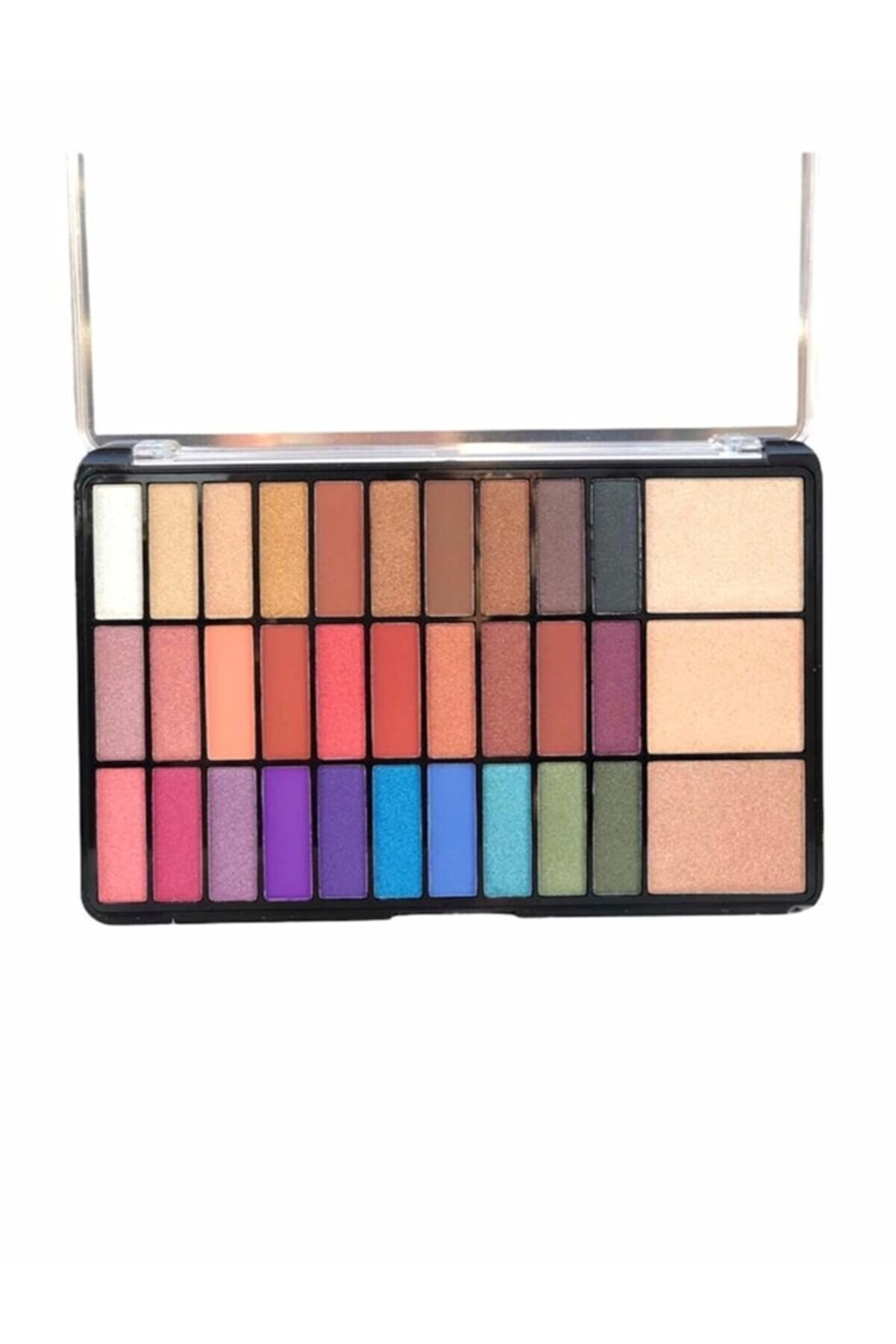 AİLY COSMETİCS 33'lü Far Paleti Renkli & Eyeshadow Hıghlıght Palette