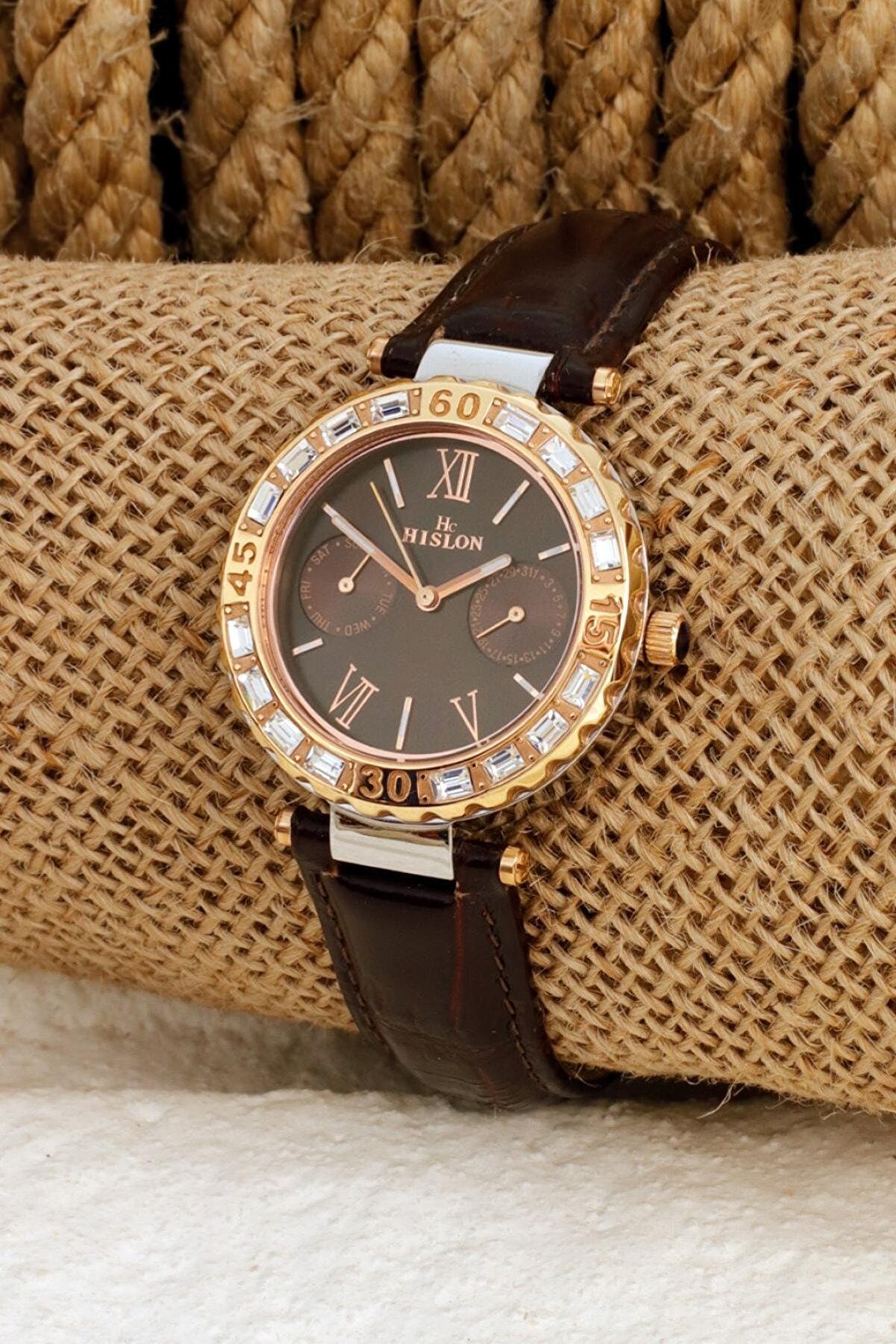 Hislon 2998-21421 Kadın Kol Saati