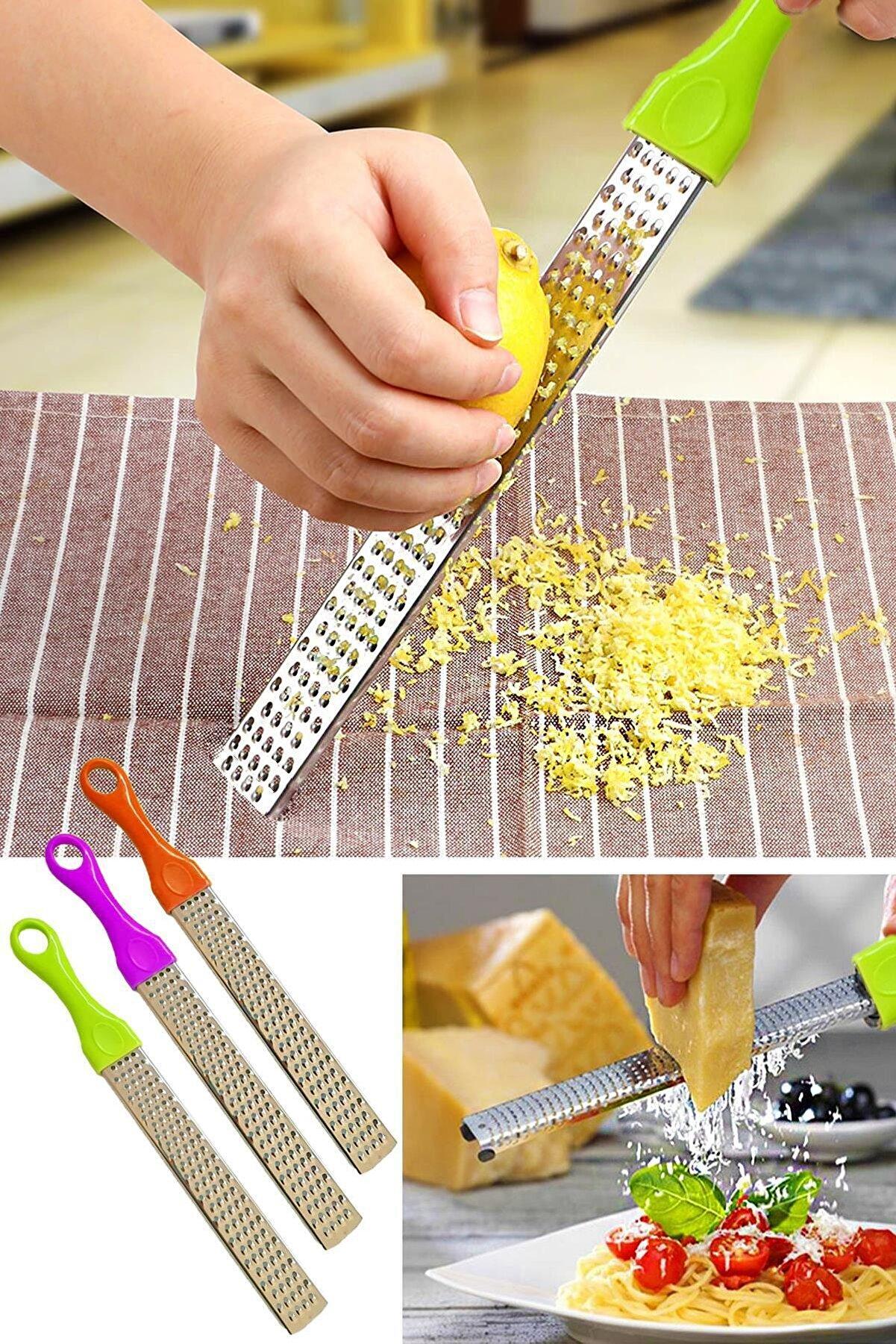 Helen's Home Limon Peynir Dilimleyicisi Uzun Rende