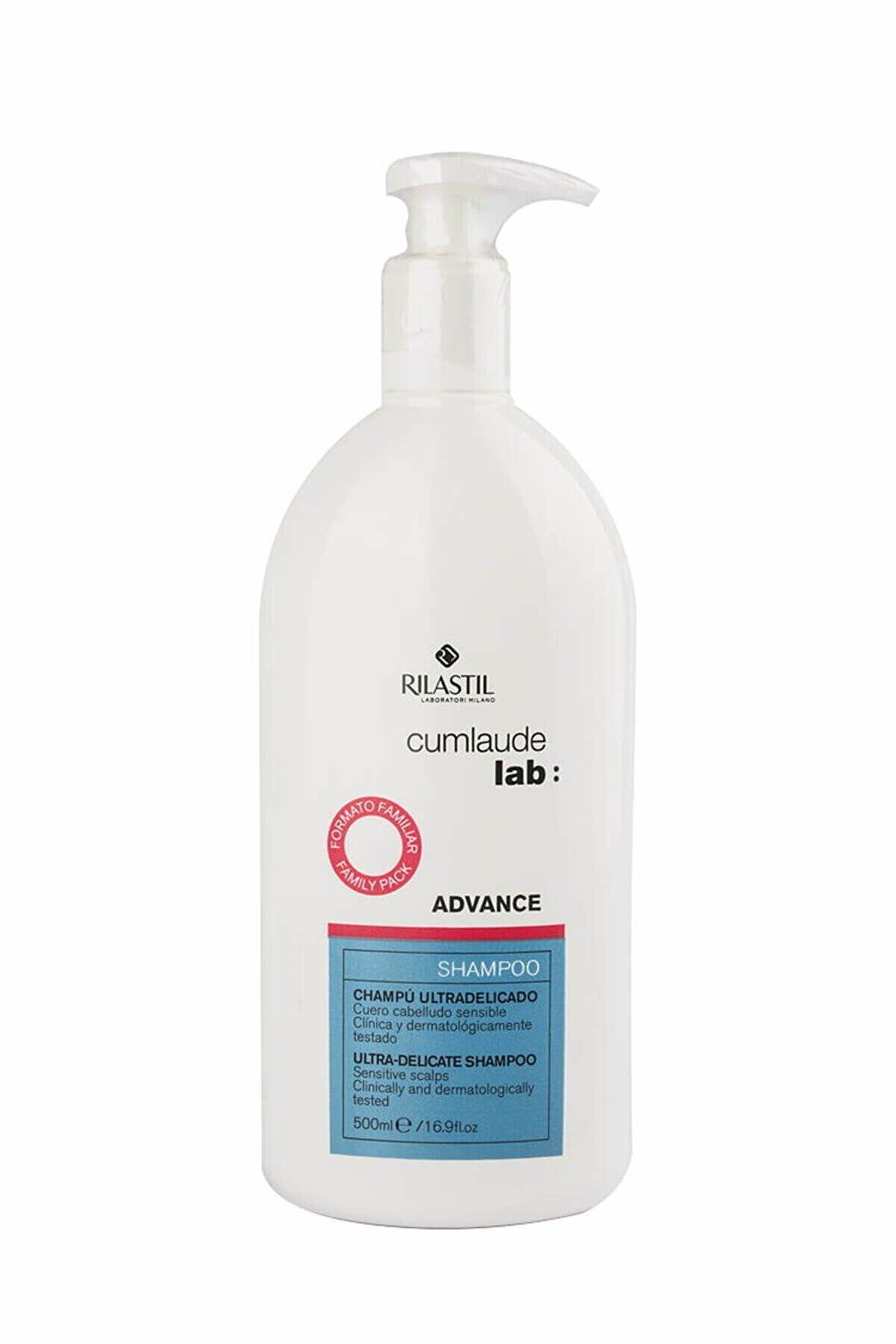 cumlaude lab Advance Ultradelicado 500ml-günlük Şampuan