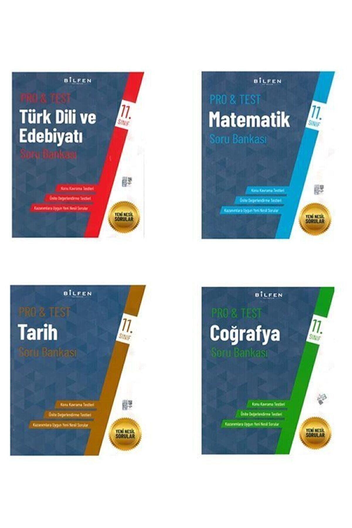 Bilfen Yayınları Bilfen Yayınları 11. Sınıf Pro Test Soru Bankası Eşit Ağırlık Set 2021