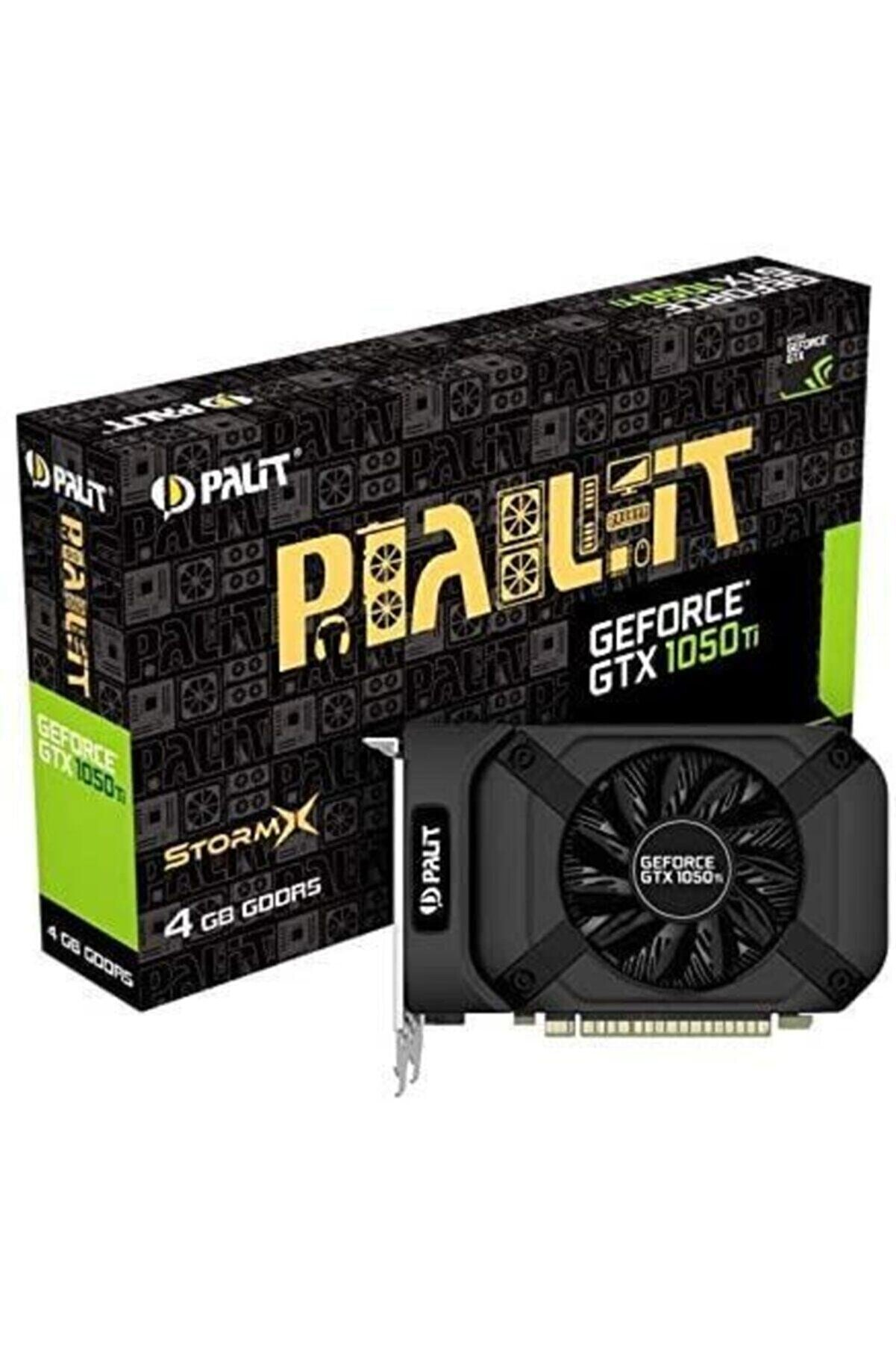 PALIT Gtx1050 Ti Stormx 4gb 128bit Gddr5