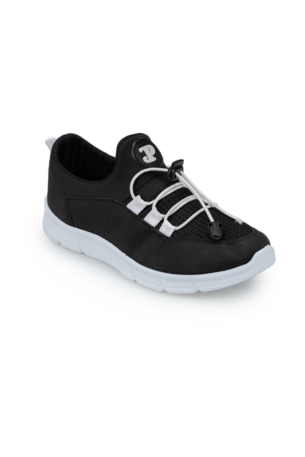 Polaris 91.511205.f Siyah Erkek Çocuk Yürüyüş Ayakkabısı 100368324