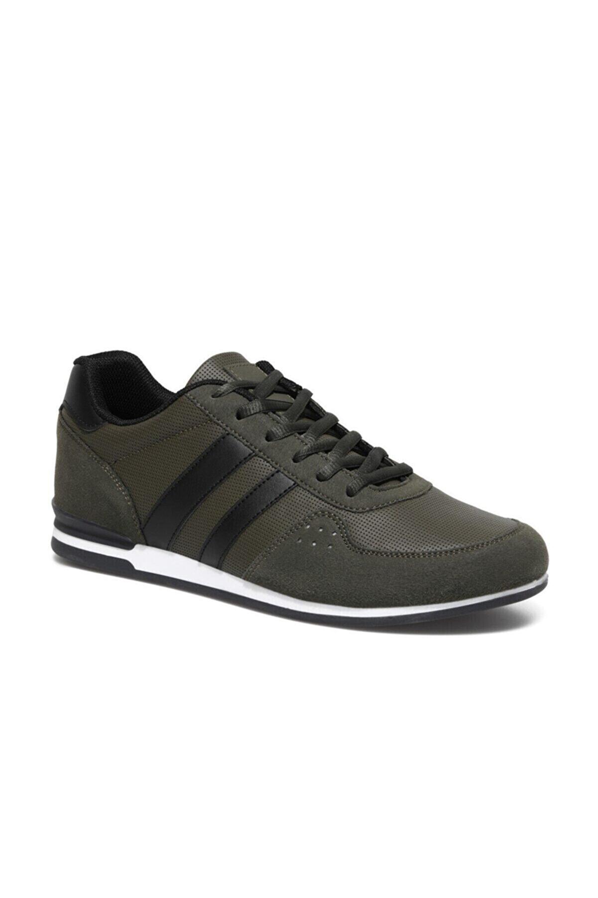 Salvano Ec-3004 Haki Erkek Sneaker