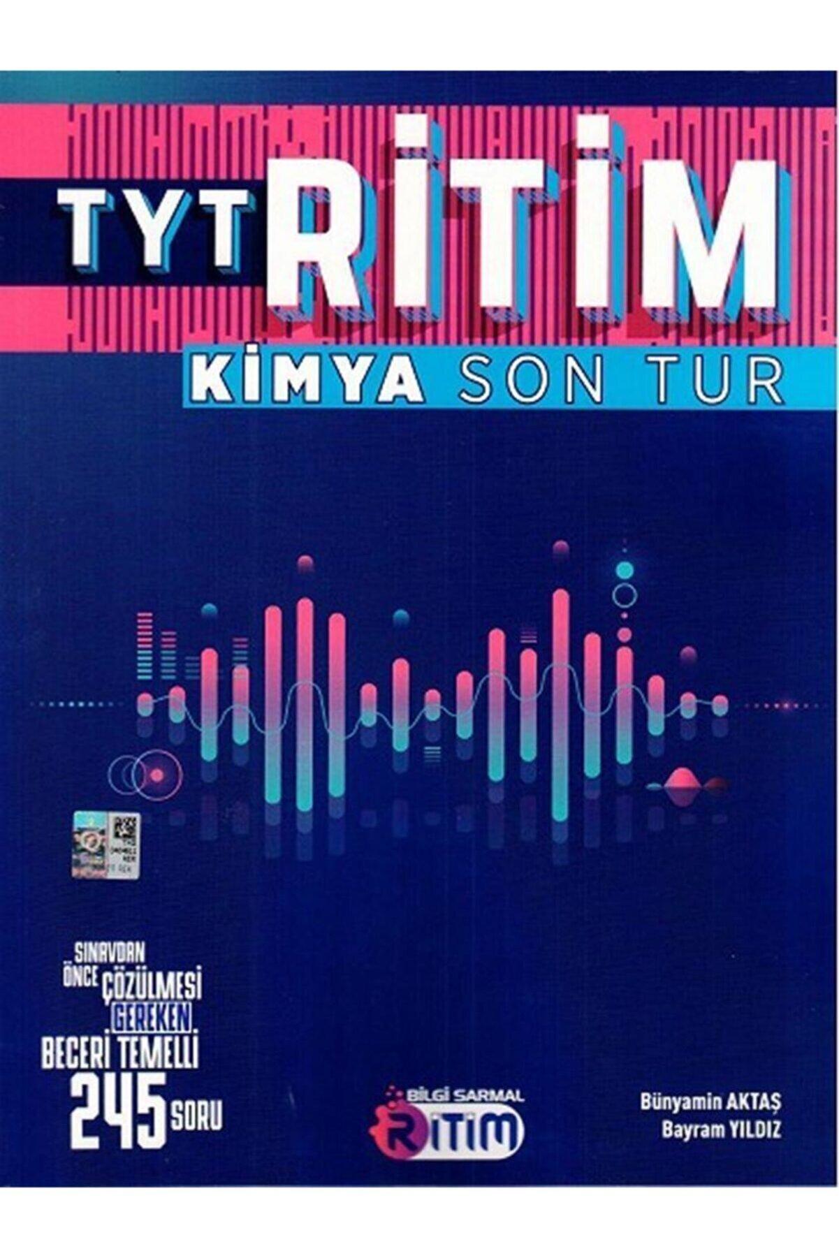 Bilgi Sarmal Yayınları Bilgi Sarmal Tyt Kimya Ritim Son Tur