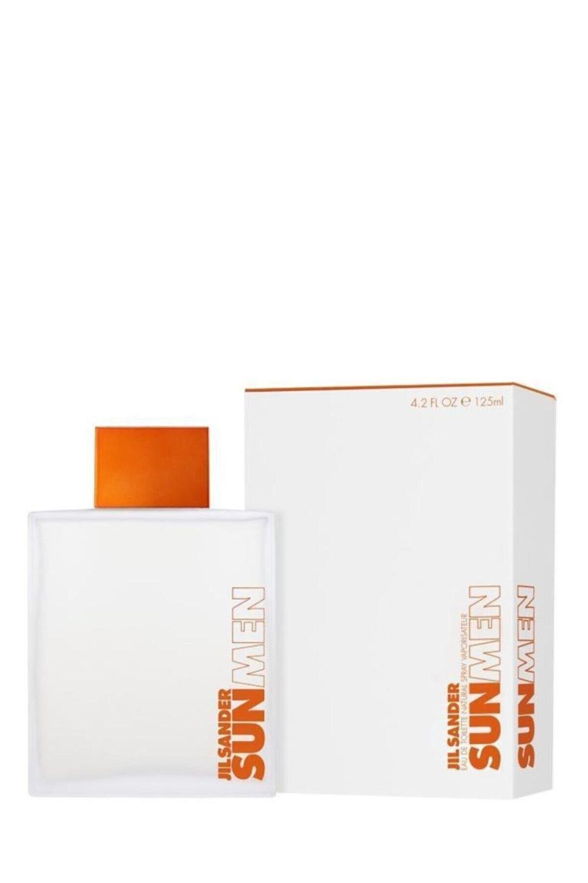 Jil Sander Sun Edt 125 ml Erkek Parfüm 3414200802291