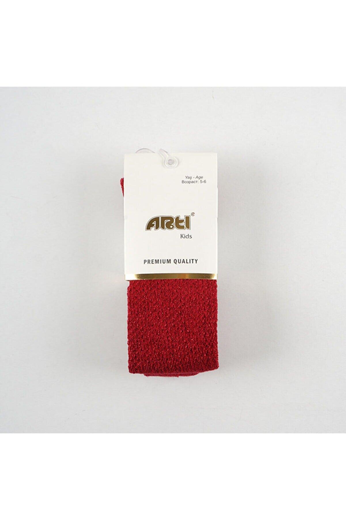 Artı Liyala Simli File Külotlu Çorap