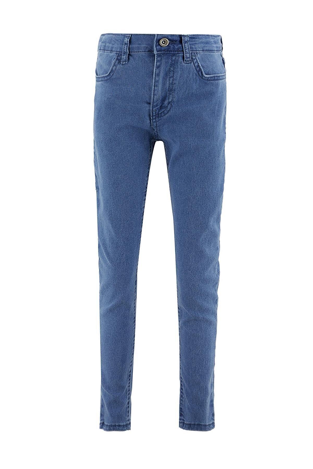 Defacto Erkek Çocuk Slim Fit Jean Pantolon S9867A621SPB