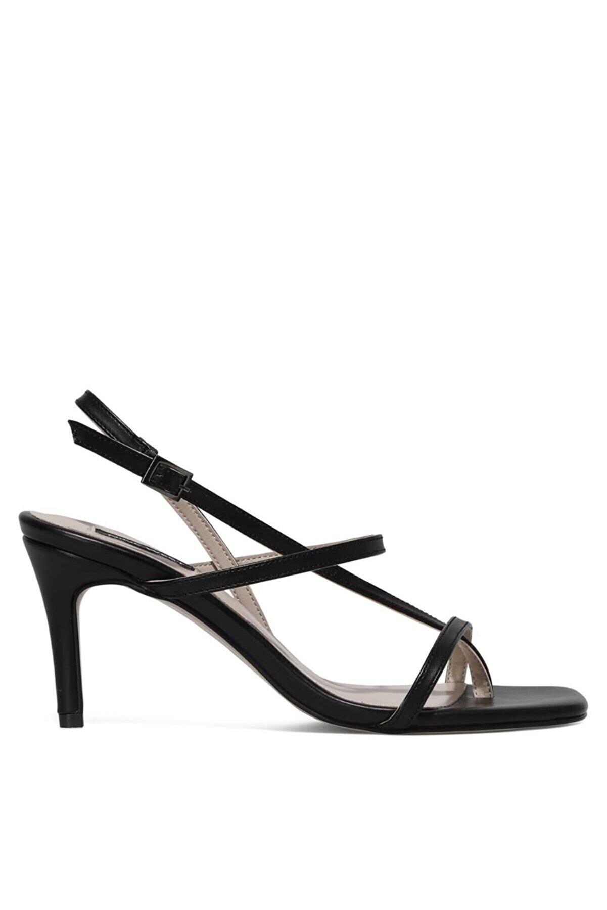 Nine West Hea 1fx Siyah Kadın Topuklu Ayakkabı