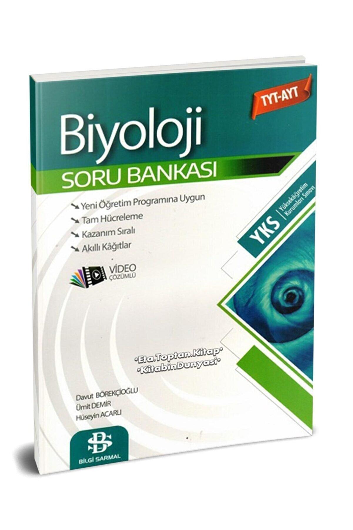Bilgi Sarmal Yayınları Tyt Ayt Biyoloji Soru Bankası