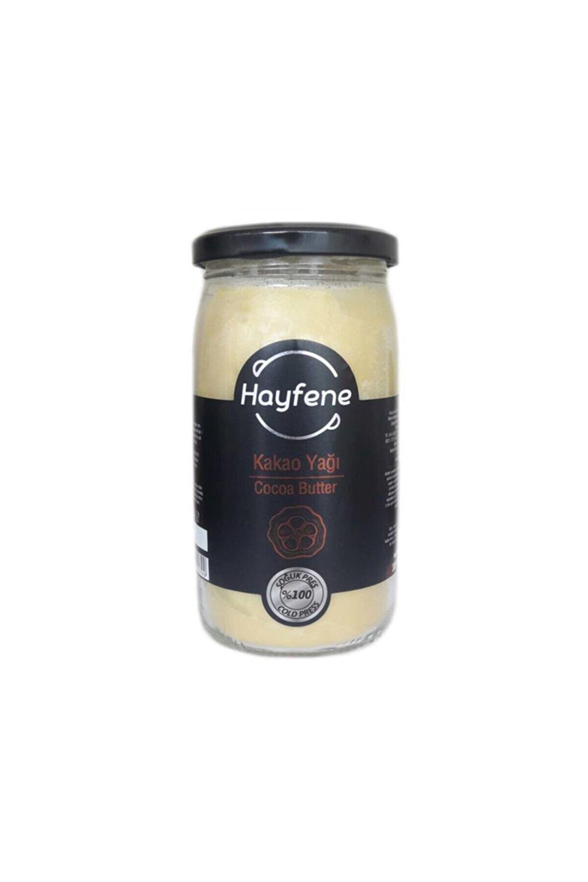 Hayfene Kakao Yağı (Katı) - Cocoa Butter - 300 gr