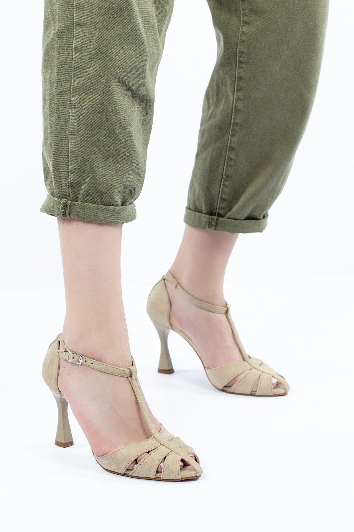 Gökhan Talay Princess Kadın Klasik Topuklu Ayakkabı