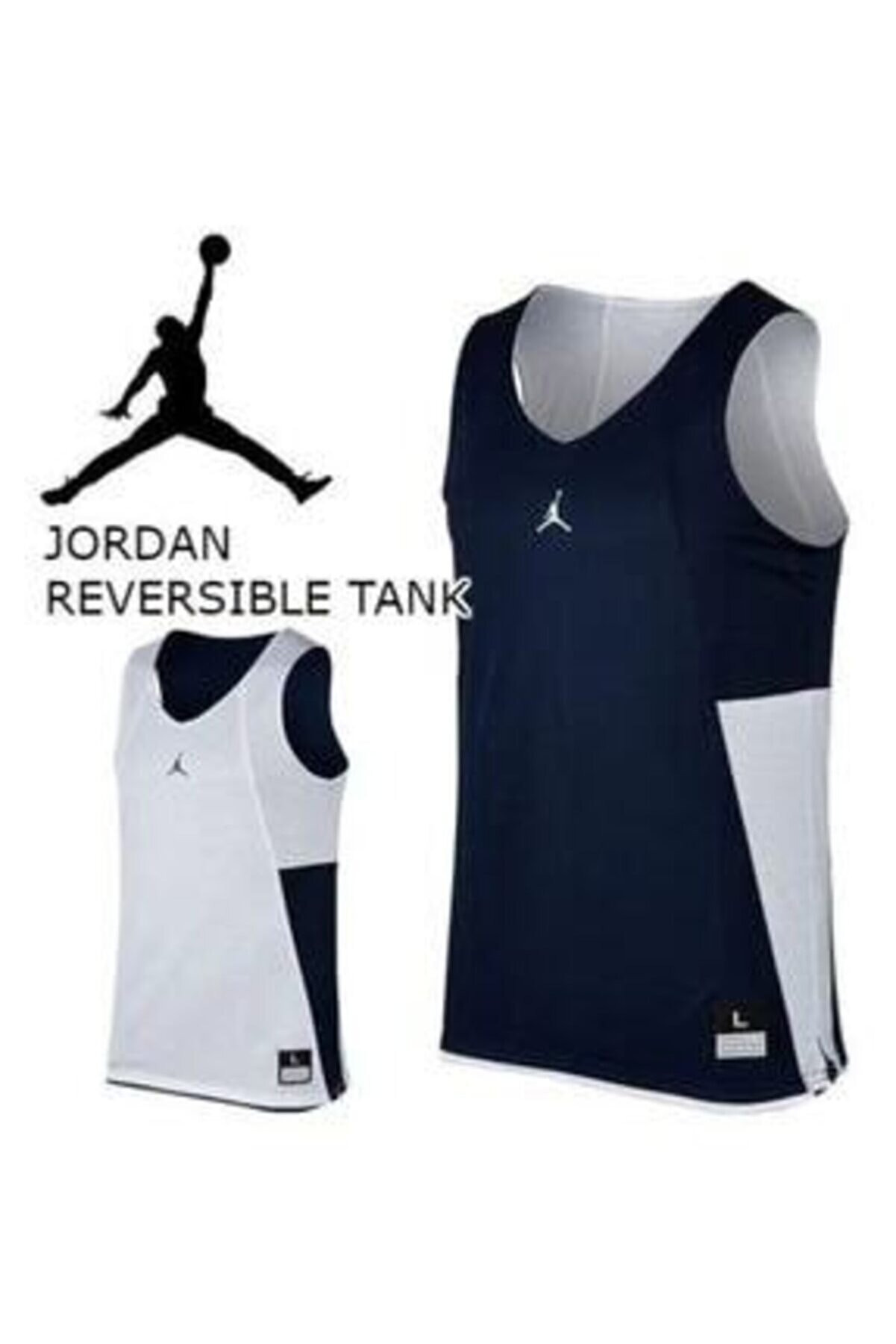 Nike Nıke Jordan Flight Reversible Basketball Çift Taraflı Atlet 865848-419