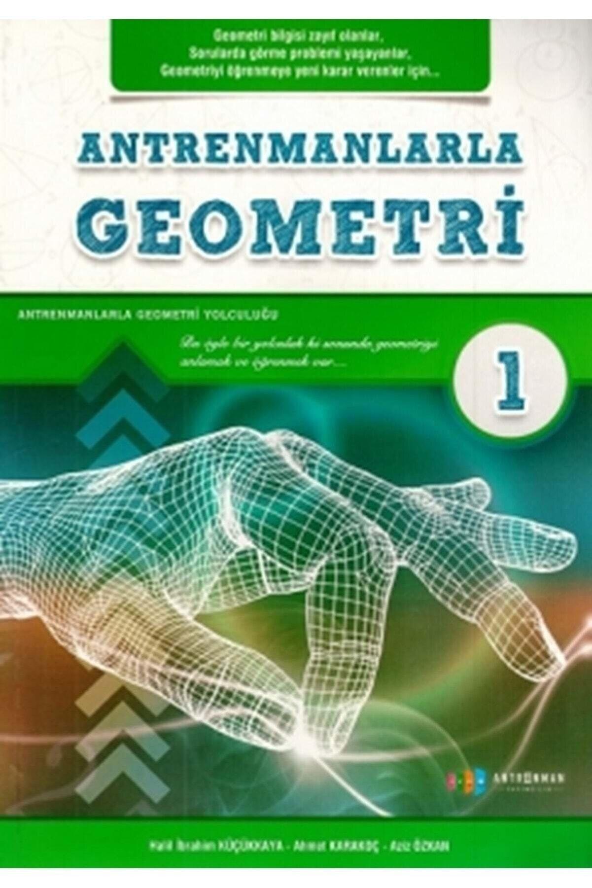 Antrenman Yayınları Antrenmanlarla Geometri-1 Tyt-ayt Uyumlu