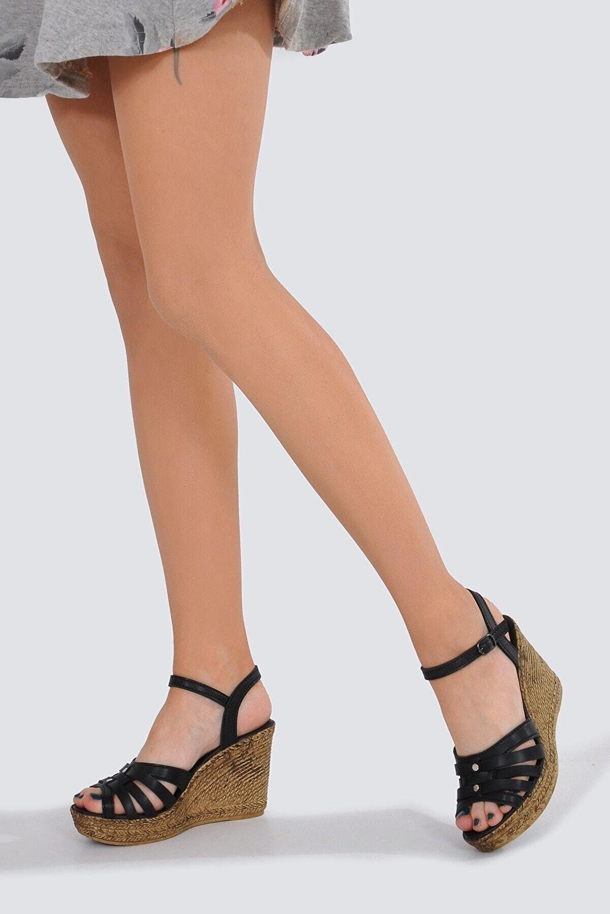 De Bianca Kadın Ortopedik Günlük Sandalet