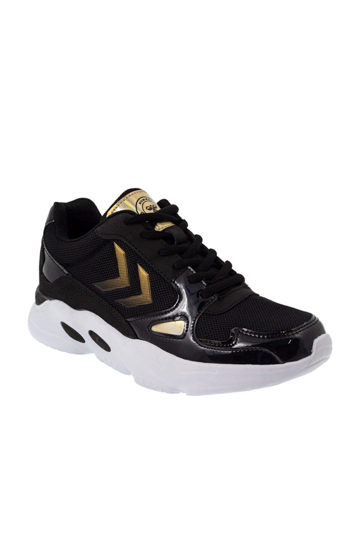 HUMMEL York Glam Kadın Siyah Spor Ayakkabı (207908-2001)
