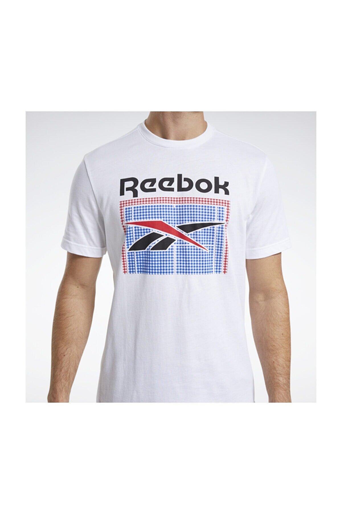 Reebok Unisex Yetişkin T-Shirt FT7411