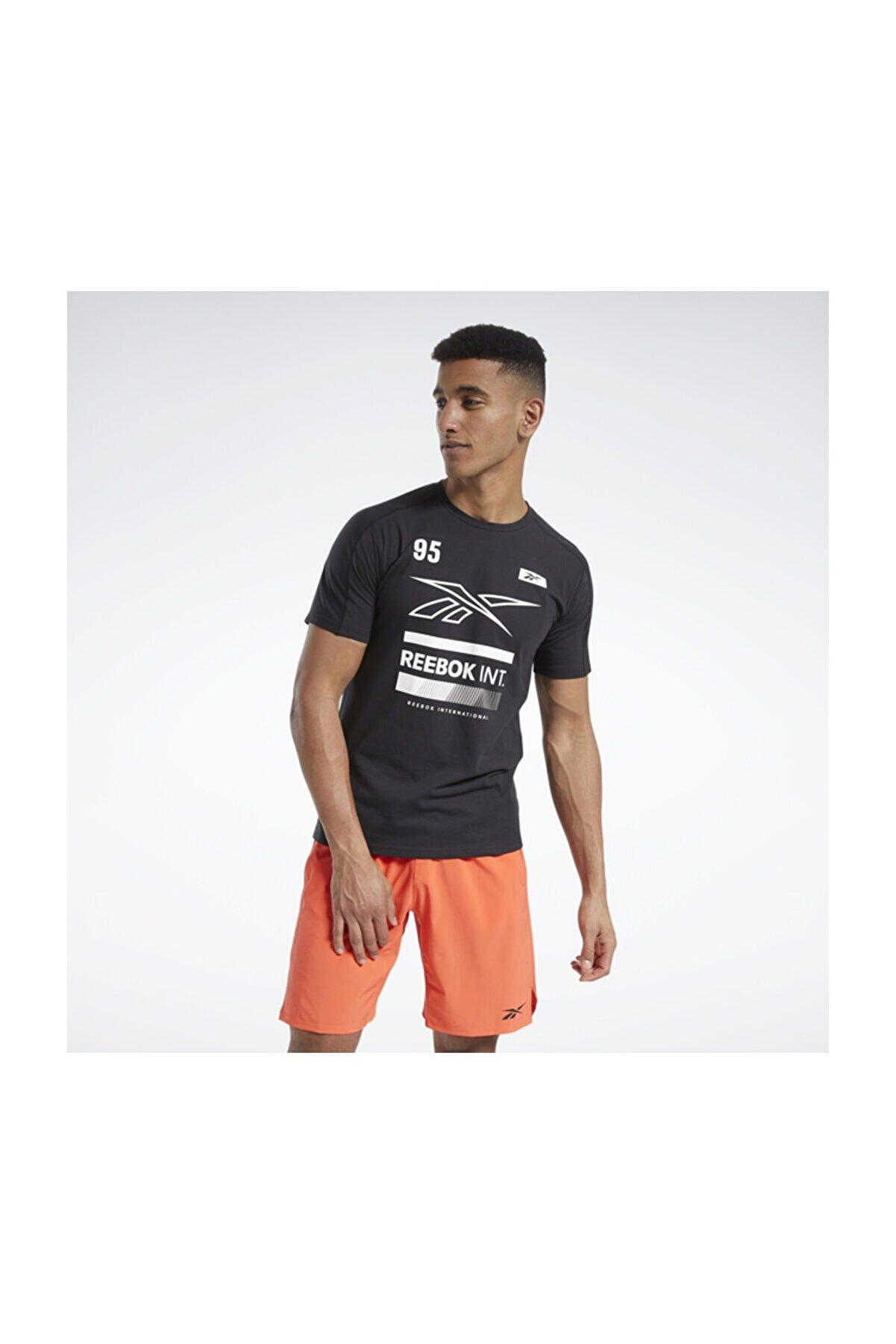 Reebok Erkek Yetişkin T-Shirt TS Speedwick Gr Tee FU2893
