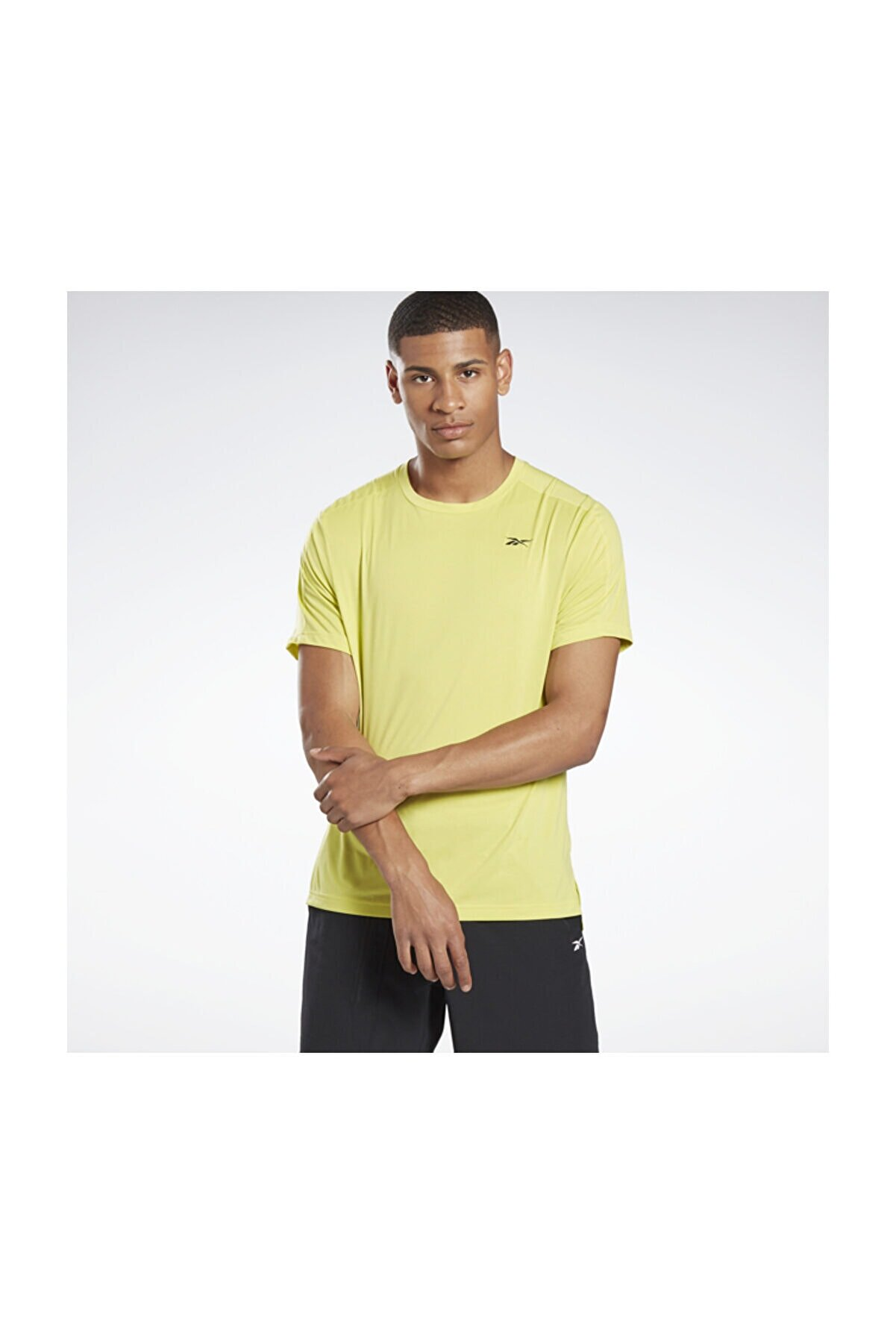 Reebok Erkek Yetişkin T-Shirt UBF Perforated SS FT0083