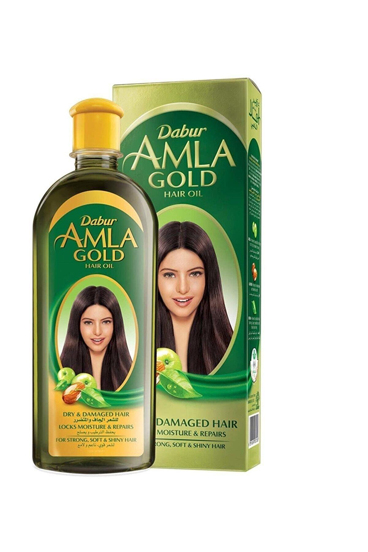 Dabur Amla Gold Saç Bakım Yağı 200 ml