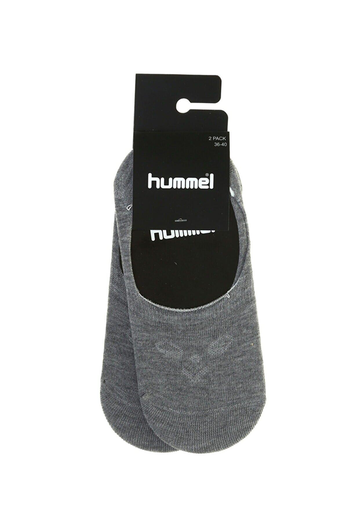 HUMMEL Unisex Beyaz Spor Çorap