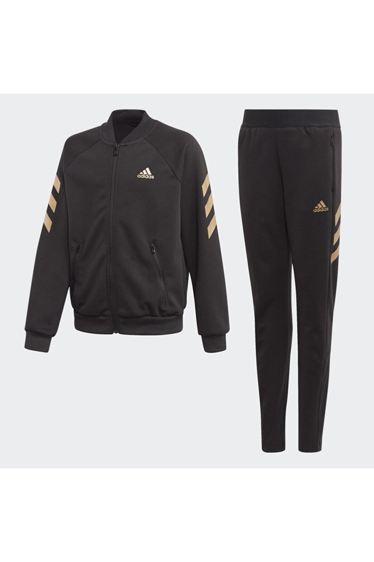 adidas G XFG TS Siyah Kız Çocuk Eşofman 101118166