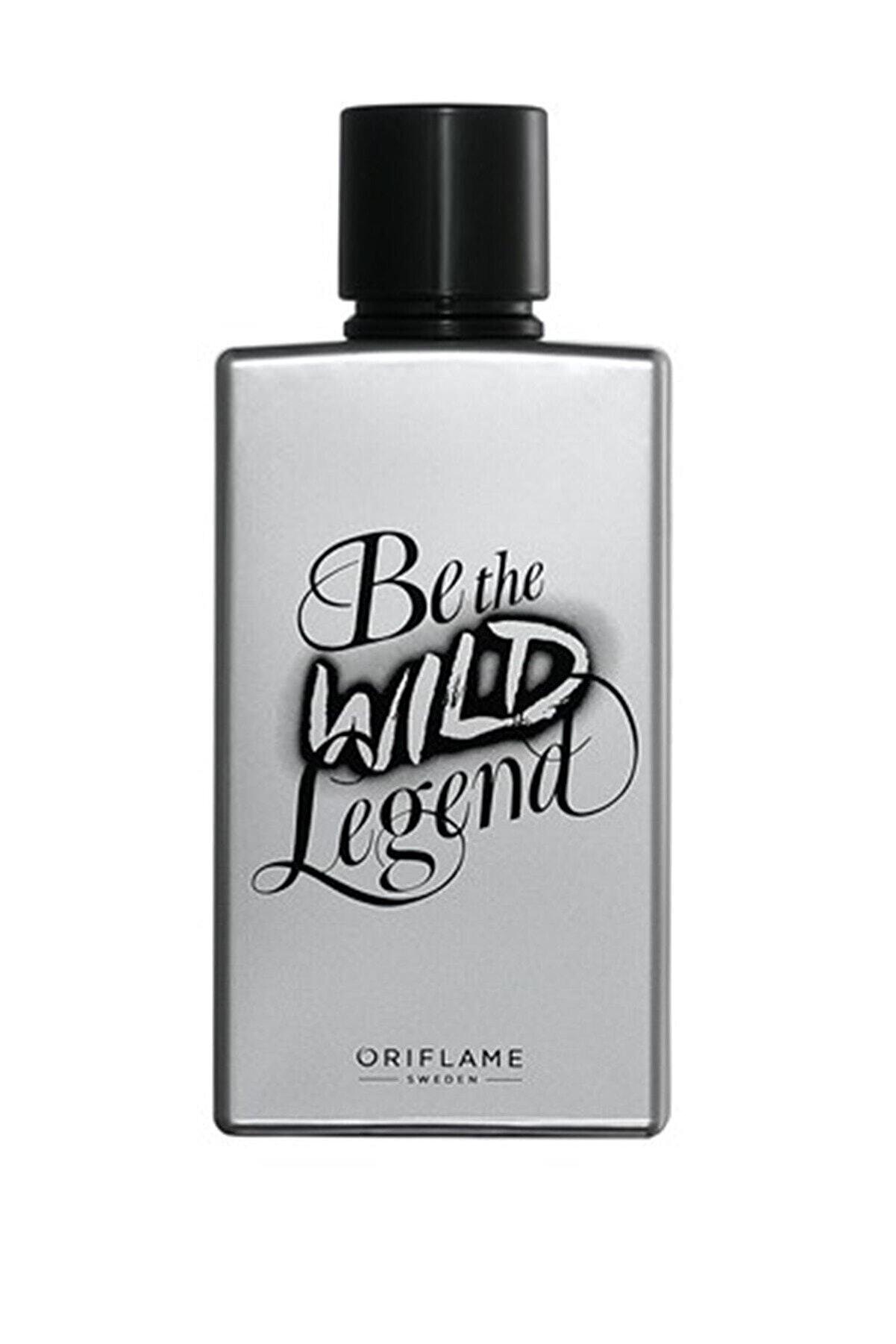 Oriflame Be The Wild Legend Edt 75 ml Erkek Parfümü 5698541265177