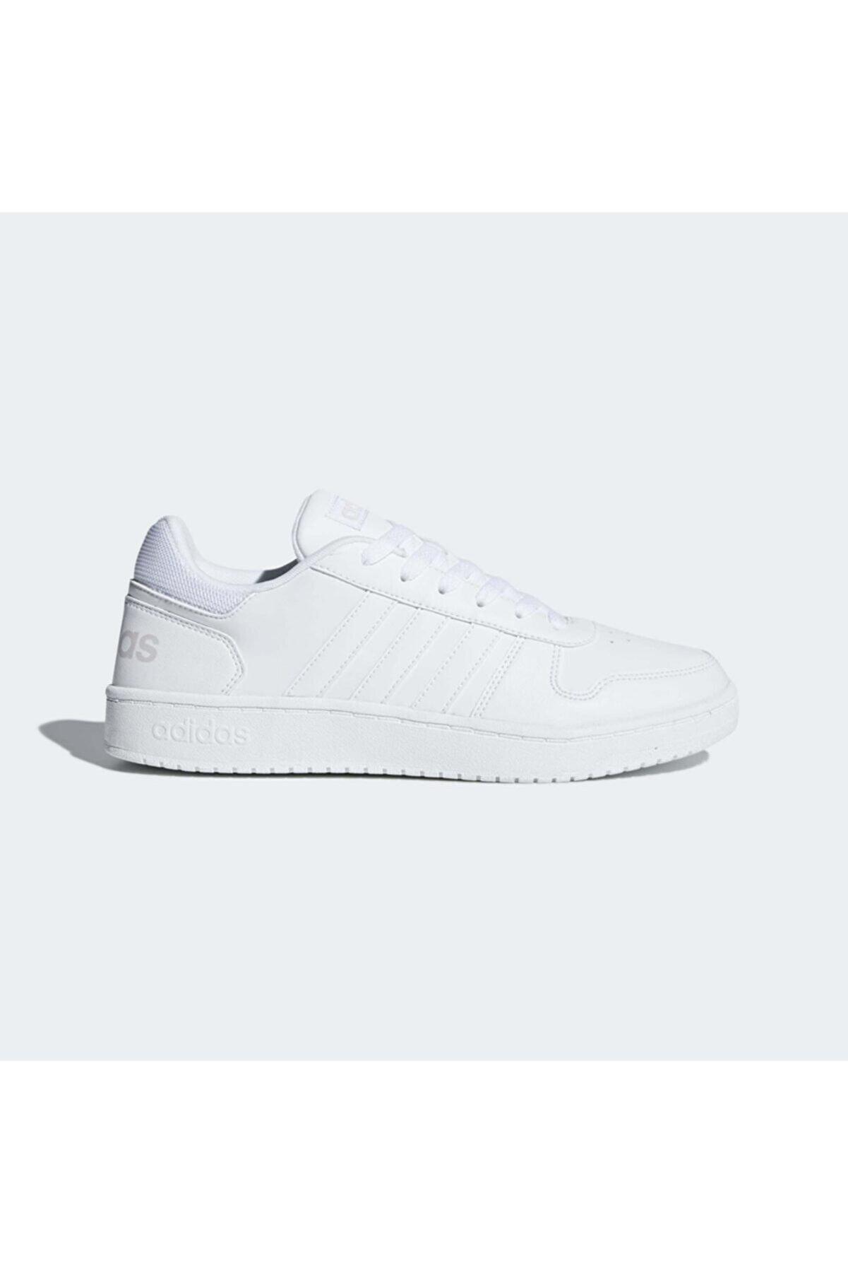 adidas Vs Hoops 2.0 Beyaz Spor Ayakkabı (DB1085)