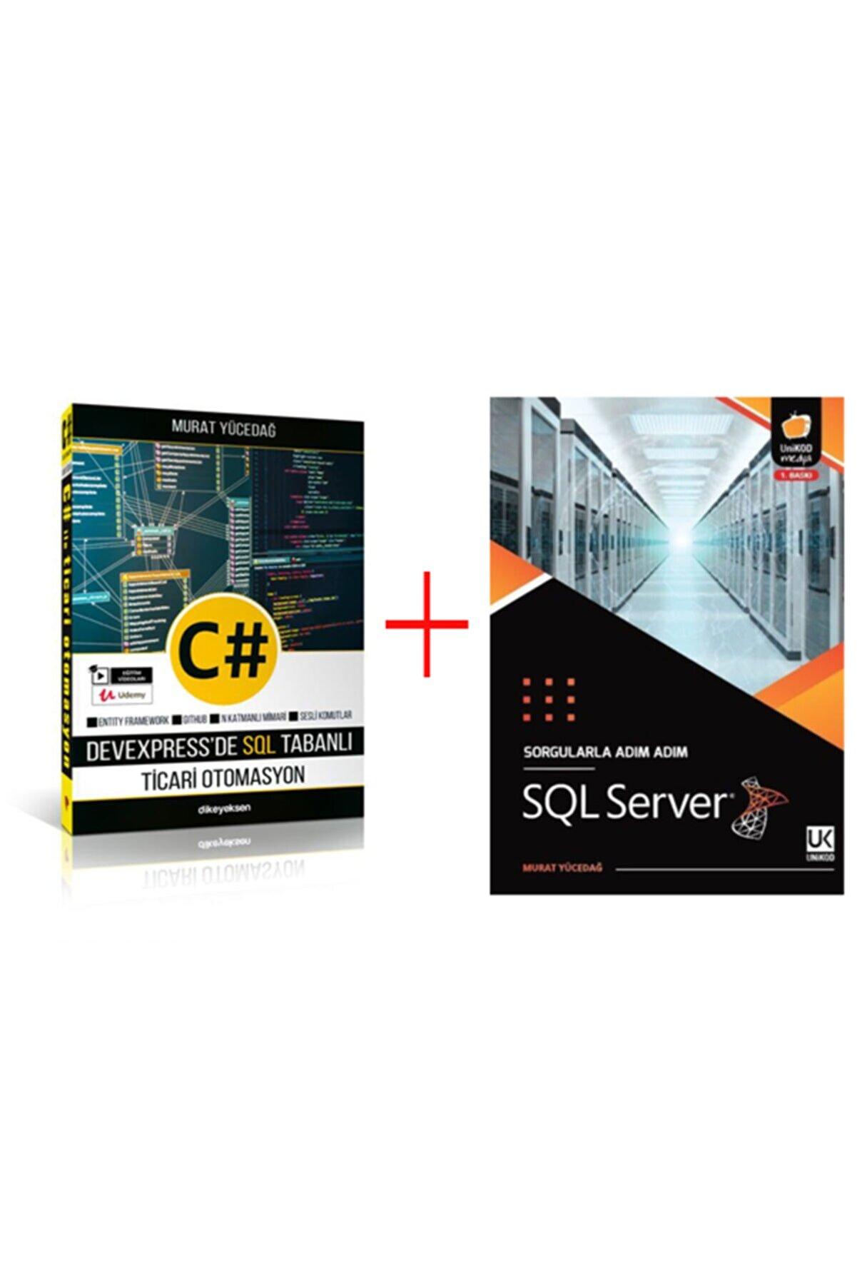 Madamcarlotta Murat Yücedağ Sql Server & Devexpress'de Sql Tabanlı Ticari Otomasyon