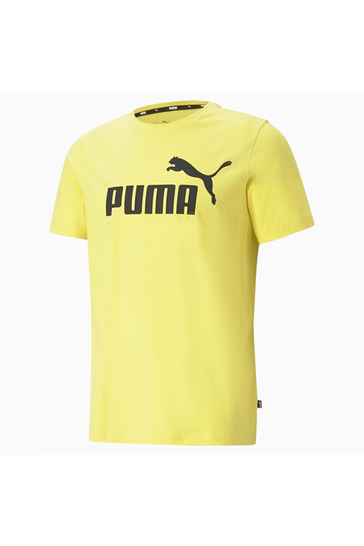 Puma Erkek Ess Logo Tee Tshirt