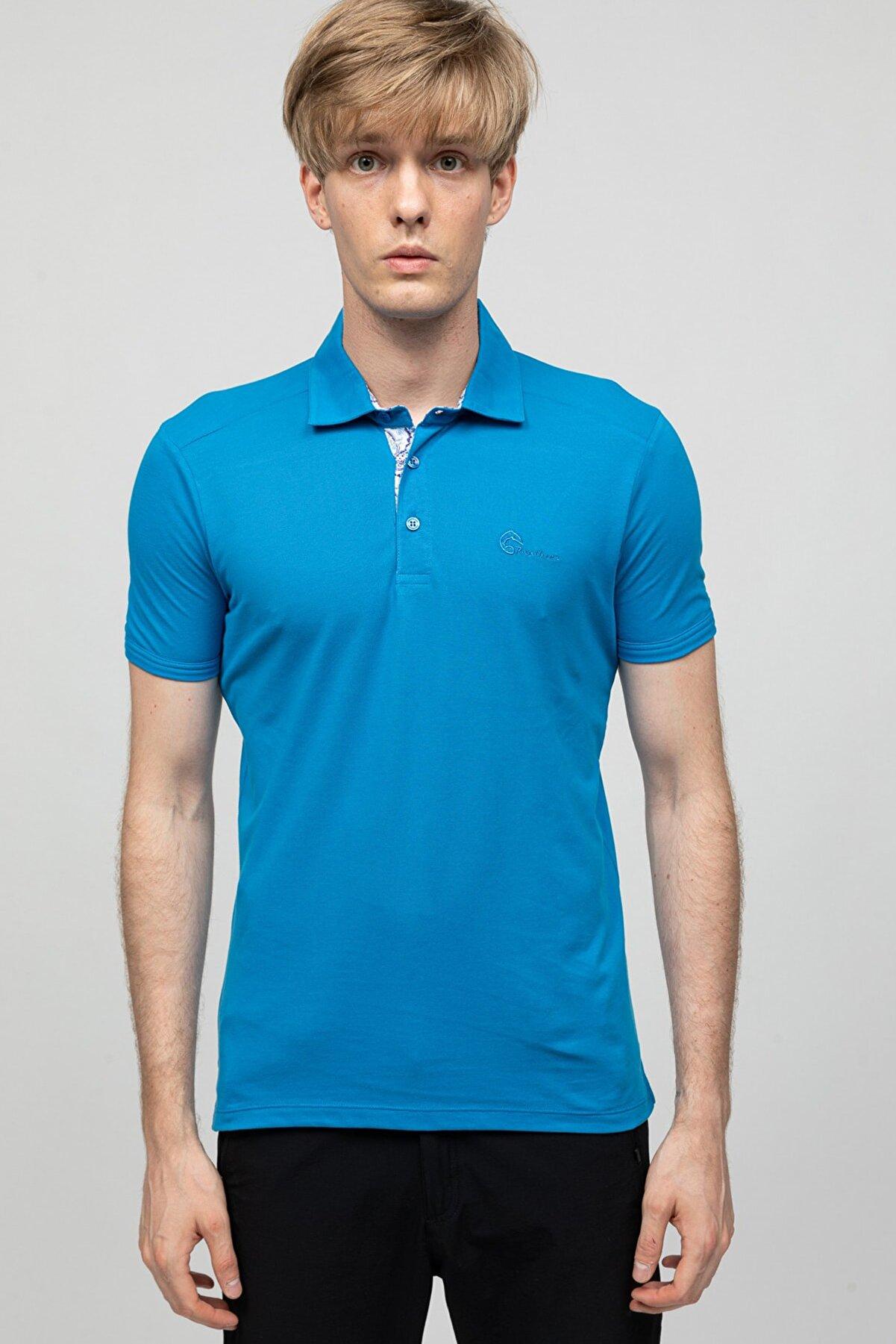 Panthzer Toluca Erkek Polo Tişört