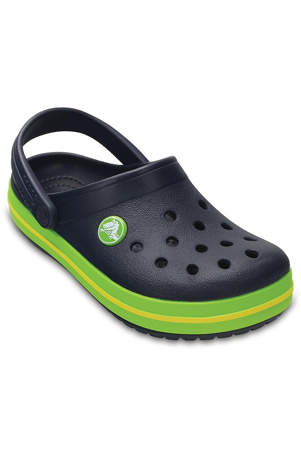 Crocs CROCBAND KIDS Lacivert Unisex Çocuk Terlik 100528610