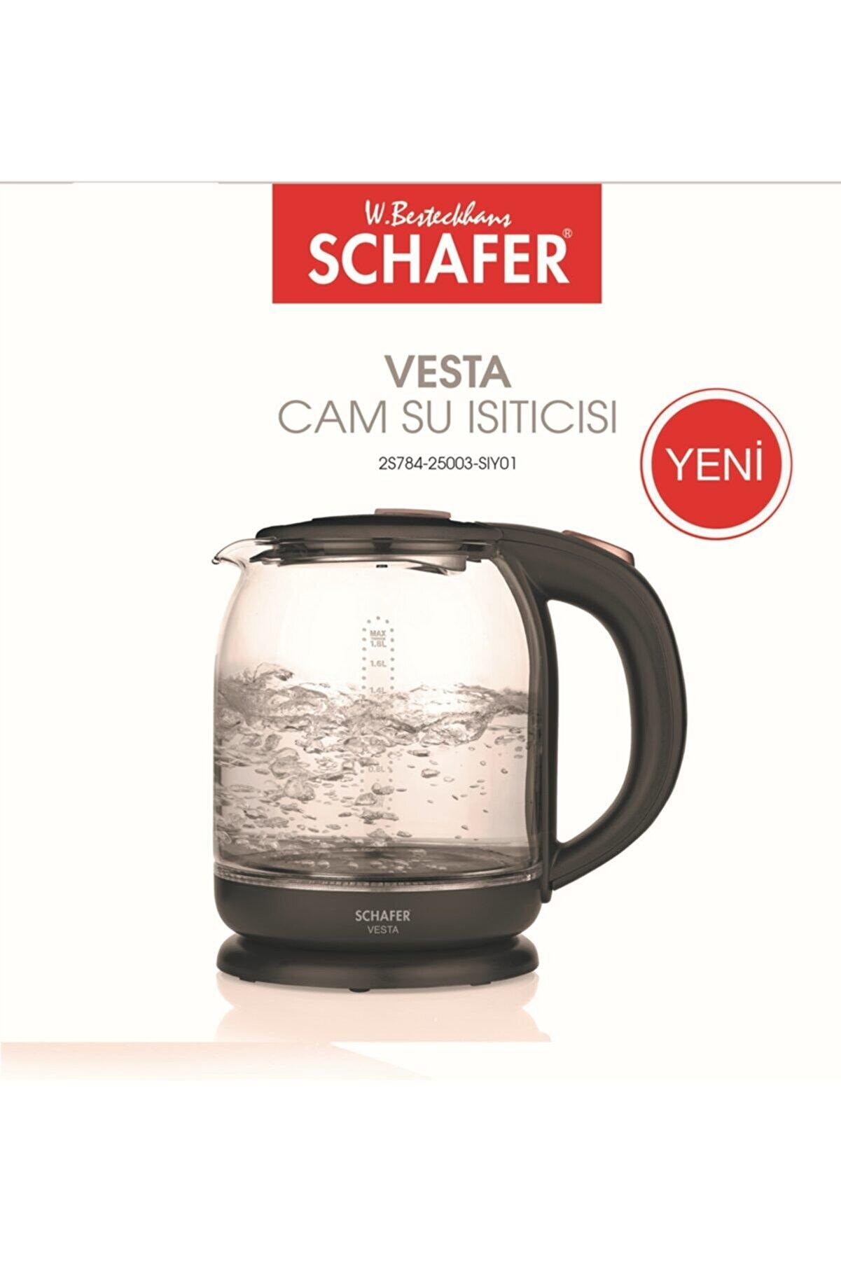 Schafer Vesta Cam Su Isıtıcı