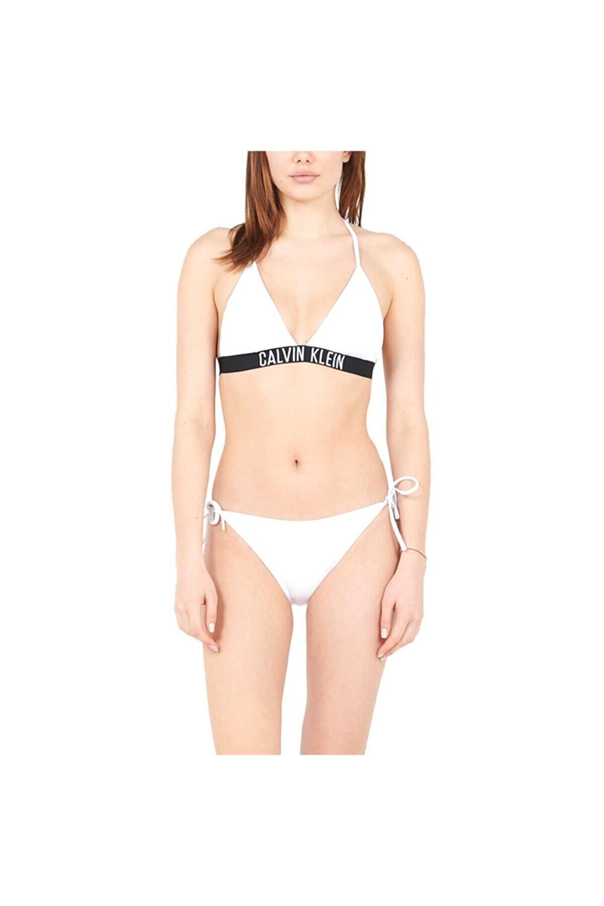 Calvin Klein Kadın Bikini Üstü Kw0kw01224-ycd