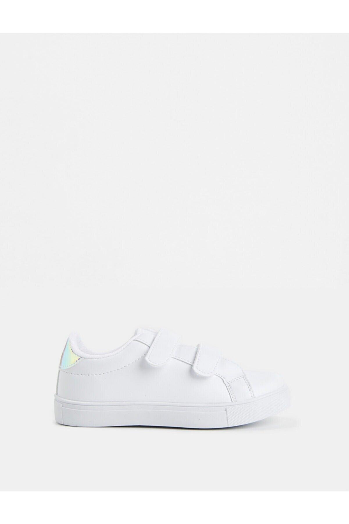 Koton Kız Çocuk Beyaz Spor Ayakkabi