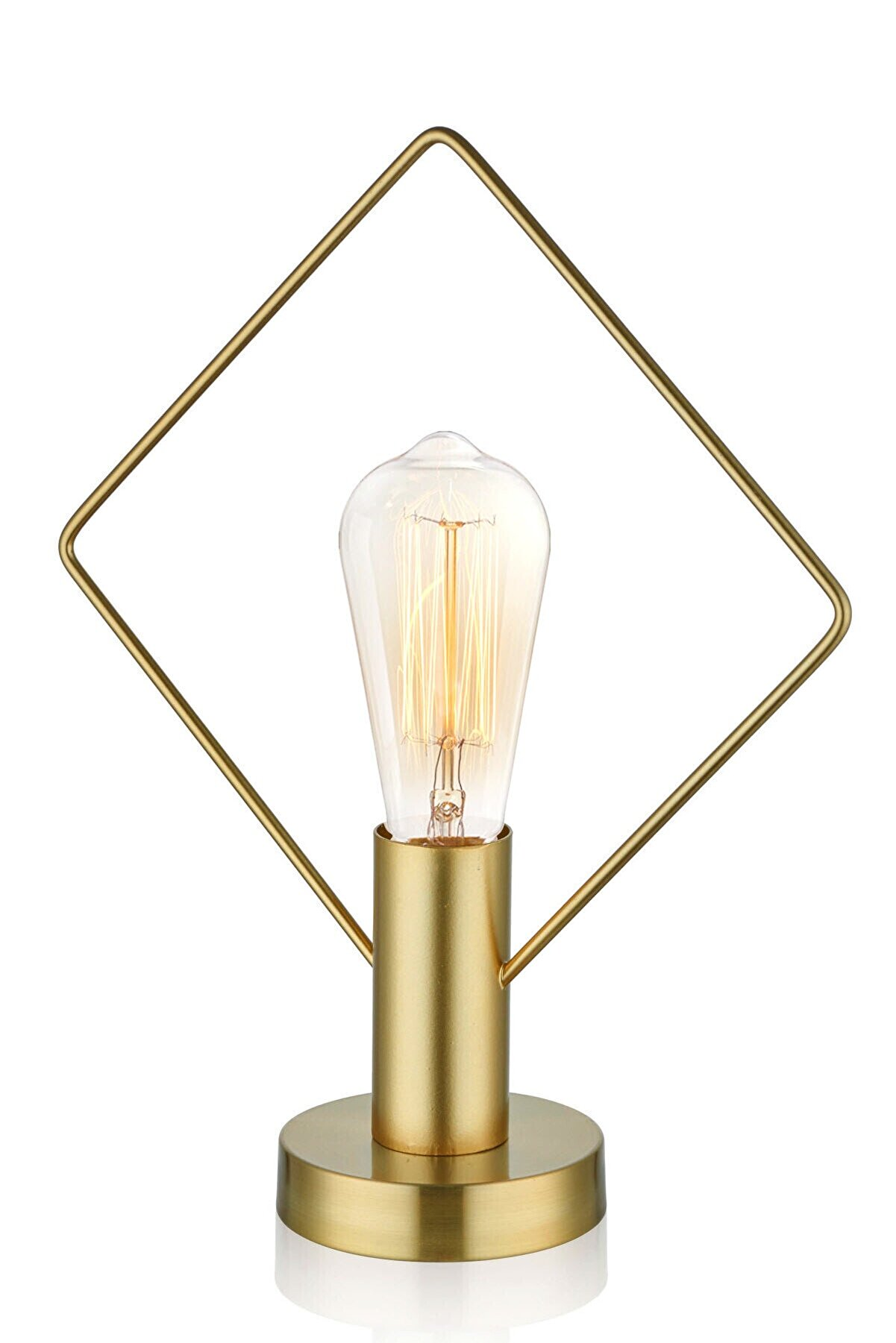 The Mia Abajur Gold 35 x 28 x 12 Cm